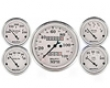 Autometer Old Tyme White In-dash Mechanical Gauge Kit