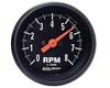 Autometer Performance 2 1/16 Tachometer 8000 Rpm