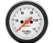 Autometer Phantom 2 1/16 Fuel Pressure 0-15 Gauge