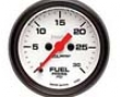 Autometer Phantom 2 1/16 Fuel Pressure 0-30 Gauge