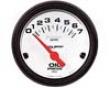 Autometer Phantom 2 1/16 Metric Oil Pressure Gauge
