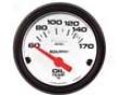 Autometer Phantom 2 1/16 Meyric Oil Temperature Gauge