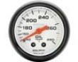 Autometer Phantom 2 1/16 Oil Temperature Gauge
