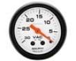 Autometer Phantom 2 1/16 Vacuum Gauge