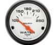 Autometer Spectre 2 1/16 Water Temperature Gauge
