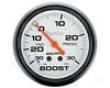 Autometer Phantom 2 5/8 Boost 30 Psi/vacuum Gauge