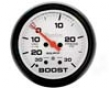 Autometer Phantom 2 5/8 Boost/vacuum Gauge