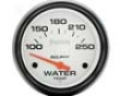 Autometer Spectre 2 5/8 Water Temperature Gauge