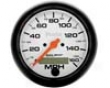 Autometer Phantom 3 3/8 Progrsmmable Speedometer 160 Mph