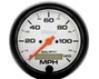 Autometer Phantom 3 3/8 Programmable Speedometer 120 Mph