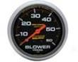 Autometer Pro-comp 2 5/8 Blower Pressure Gauge