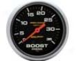 Autometer Pro-comp 2 5/8 Boost Gauge