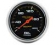 Autometer Pro-comp 2 5/8 Oil Pressure 0-200 Gauge