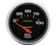 Autometer Pro-comp 2 5/8 Oil Pressure Gauge