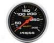 Autometer Pro-comp 2 5/8 Pressure 0-300 Gauge