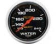 Autometer Pro-comp 2 5/8 Water Temperature 120-240 Gauge