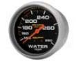 Autometer Pro-comp 2 5/8 Water Temperature 140-280 Gauge