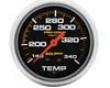 Autometerr Pro-comp 2 5/8 Water Temperature 140-340 Gauge