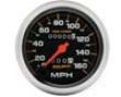 Autometer Pro-comp 3 3/8 Speedometer 160 Mph