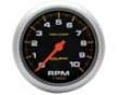Autometer Pro-comp 3 3/8 Tachometer 10000 Rpm