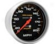 Autometer Pro-comp 5in. Speedometer 200 Mph