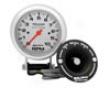Autometer Silver 3 3/4 Tachometer Pro Comp 10000 Rpm