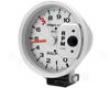 Autometer Silver 5in. Tachometer Sport Comp 10000 Rpm