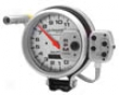 Autometer Silver 5in. Tachometer Ultimate/playback 11000 Rpm