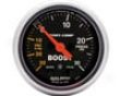 Autometer Sport-comp 2 1/16 Boost 30 Psi/vacuum Gauge