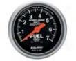Autometer Sport-comp 2 1/16 Metric Fuel Pressure 0-7 Gauge