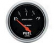 Autometer Sport-comp 2 5/8 Fuel Level 0e/30f Gauge