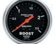 Autometer Sport-comp 2 5/8 Metric Boost Gauge