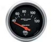 Autometer Sport-comp 2 5/8 Meetric Oil Temperature 40-120 Gauge