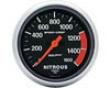 Autometer Sport-comp 2 5/8 Nitrous Impression Gauge