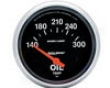 Autometer Sport-comp 2 5/8 Oil Temperature 140-300 Gauge