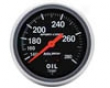 Autometer Sport-ckmp 2 5/8 Oil Temperature 140-280 Gauge