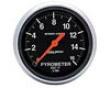 Autometer Sport-comp 2 5/8 Pyrometer Gauge Kit