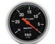 Autometer Sport-comp 2 5/8 Vacuum Gauge