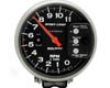 Autometer Sprt-comp 5in. Tachometer Playback 11000 Rpm