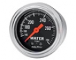 Autometer Traditional Chrome 2 1/16 Water Temperature 140-280 Ga