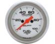 Autometer Ultra Lite 2 1/16 Fuel Pressure 0-100 Gauge