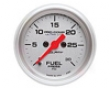 Autometer Ultra Liye 2 1/16 Fuel Pressure 0-30 Measure