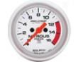 Autometer Ultra Lite 2 1/16 Nitrous Pressure Gauge