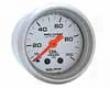 Autometer Ultra Lite 2 1/16 Oil Pressure 0-100 Gauge