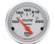 Autometer Ultra iLte 2 1/16 Oil Temperature 100-250 aGuge
