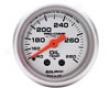Autometer Ultra Lite 2 1/16 Oil Temperature Measure