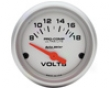 Autoneter Ultra Lite 2 1/16 Voltmeter Gauge