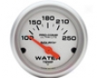 Autoometer Ultra Lite 2 1/16 Water Temperature Gauge