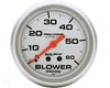 Autometer Ultra Lite 2 5/8 Blower Pressure Gauge