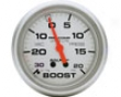 Autometer Ultra Lite 2 5/8 Boost 20psi/vacuum Gauge